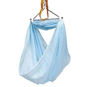 My Dear - Spring Cot Net (12019) - Blue