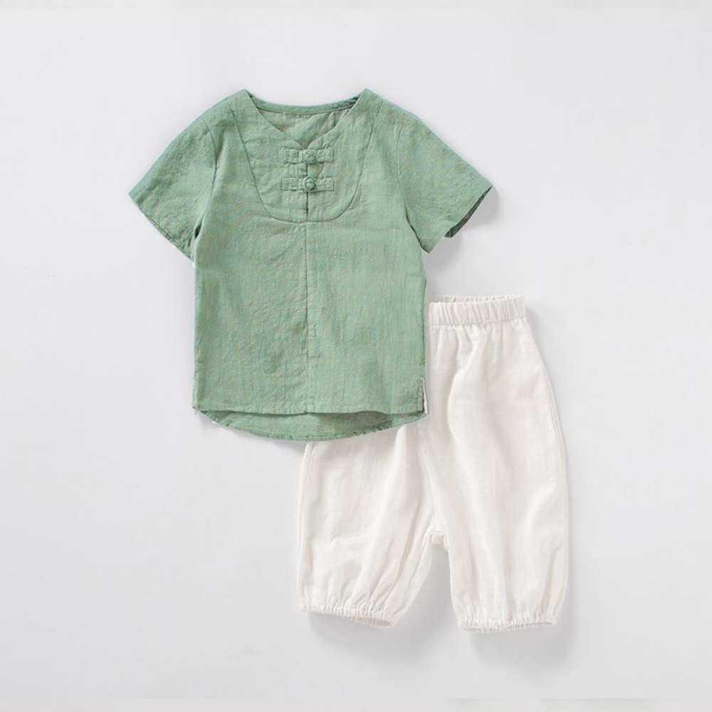 Buy Sell Cheapest Hsga16rs Baru Gaya Best Quality Product Deals Celana Panjang Bayi Katun S Musim Panas Anak Laki Pakaian Set Untuk Lengan Pendek Tshirts Atasan