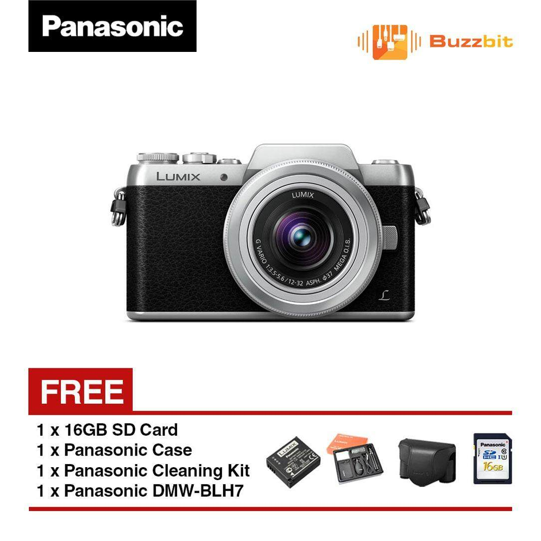 Harga Dan Spesifikasi Panasonic Lumix Dmc G85 Kit 14 42mm F 35 56 Gx85 12 32mm Black Hitam Gf8k Silver Ois Kamera Mirrorless Image