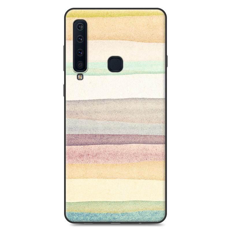 Topias untuk Samsung Galaxy A9 Star Kreatif Kartun Tpu Lembut Cetak Sillicon Casing Tahan Guncangan 6.3