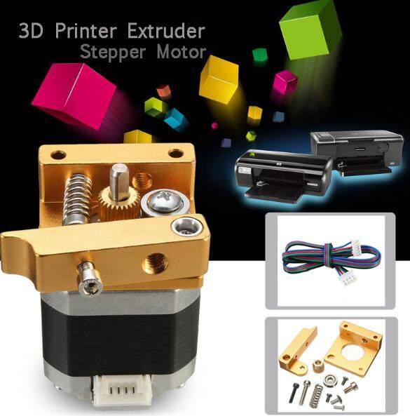 Nên mua Aluminum Extruder Forward or Reverse Direction Bracket Kit Without 17 Stepper Motor For 3D Printer ở Freebang