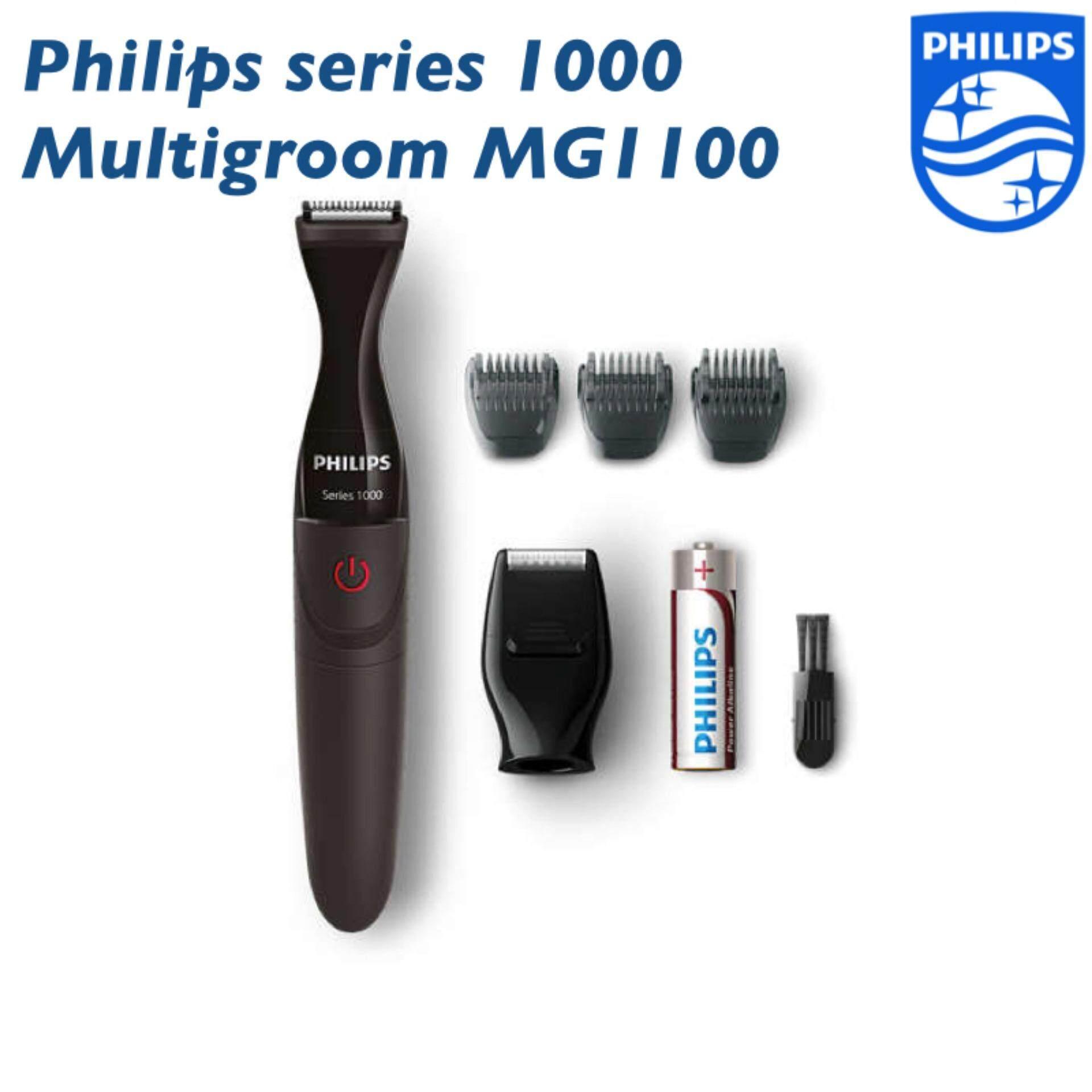 Philips series 1000 4-in-1 Multigroom MG1100