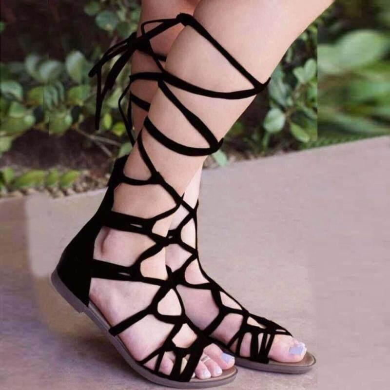 Dream Best~High Boots Sandals Women