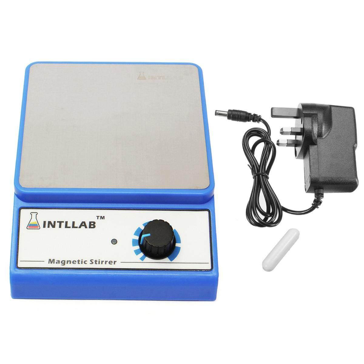 Magnetic Stirrer Home Laboratory Lab Mixer W/3000rpm AC 100-240V EU/US Plug [UK PLUG] - intl
