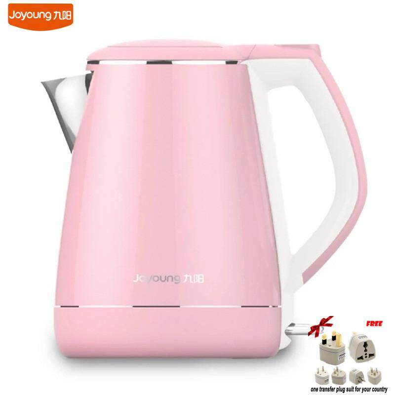 LAHOME Joyoung K15-F623 Stainless Steel Insulation Electric Kettle Burn Proof Electric Kettle