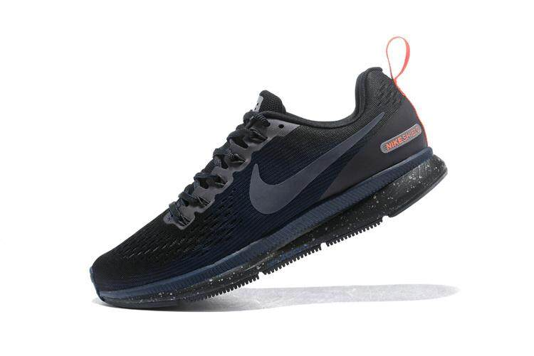 Nike Air Zoom Pegasus 34 Shield Men s Comfortable Outdoor Running Sneakers  Fashion Classic Sport Shoes ( 8c4dec771