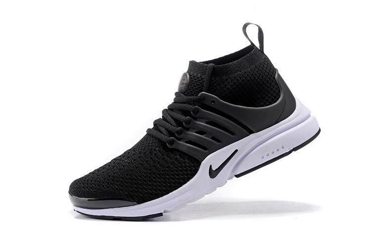big sale 249a3 ca2b1 Nike Men s Air Presto Flyknit Ultra Running Shoe Fashion Sneaker (White  Black)