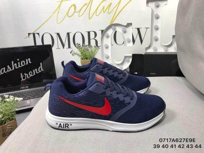 Nike Air Max Modern Flyknit Men s Running Shoe Lightweight Casual Sports  Sneakers (Red Blue 3f37b30e86
