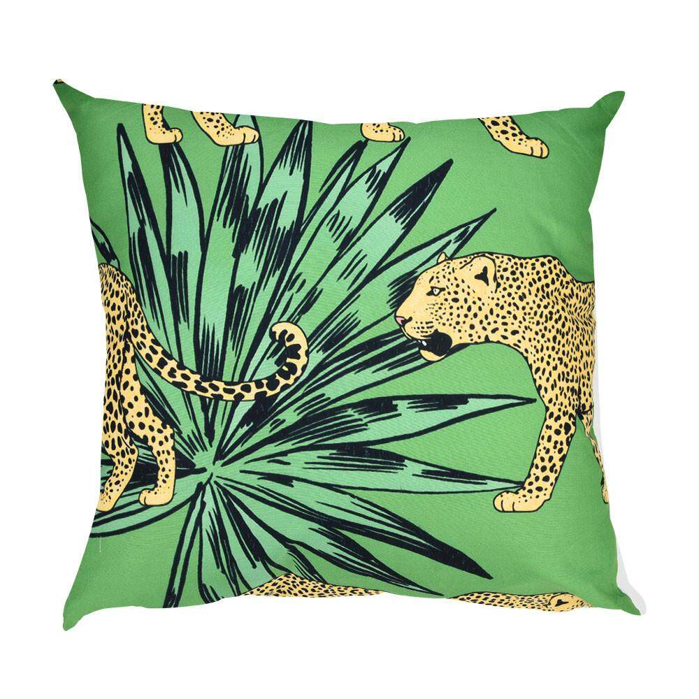 Print Pillow Case Polyester Sofa Car Cushion Cover Home Decor