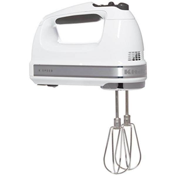 KitchenAid 9-Speed White