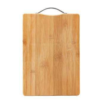 ปอนด์แผ่นกระดานตัดสำหรับครัวรูปสี่เหลี่ยมผืนผ้า Eco - frienldy ขั้นสูงเขียงไม้ไผ่-