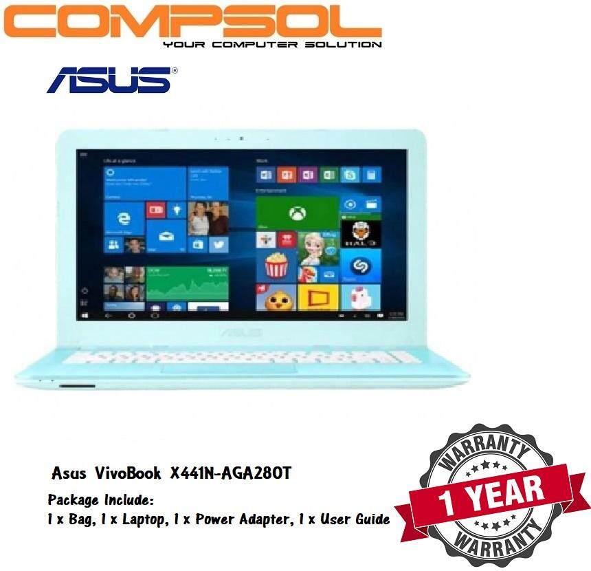 Asus Vivobook X441N-AGA280T  14  Blue Malaysia
