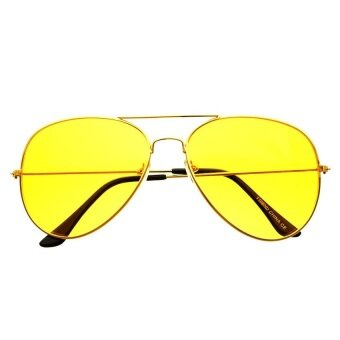 Night View Sunglasses Yellow