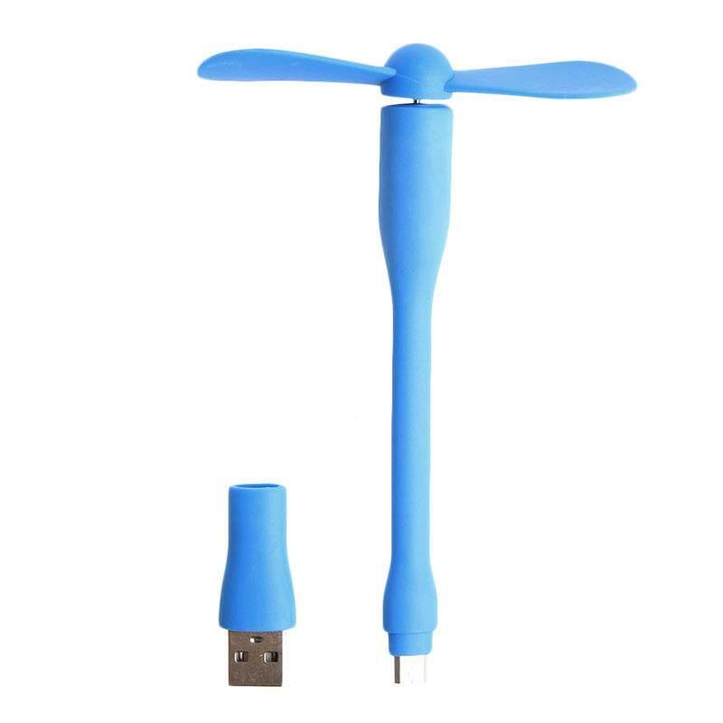 Fans Intelligent Portable Flexible Usb Mini Cooling Fan Cooler For Android Phone Laptop Desktop