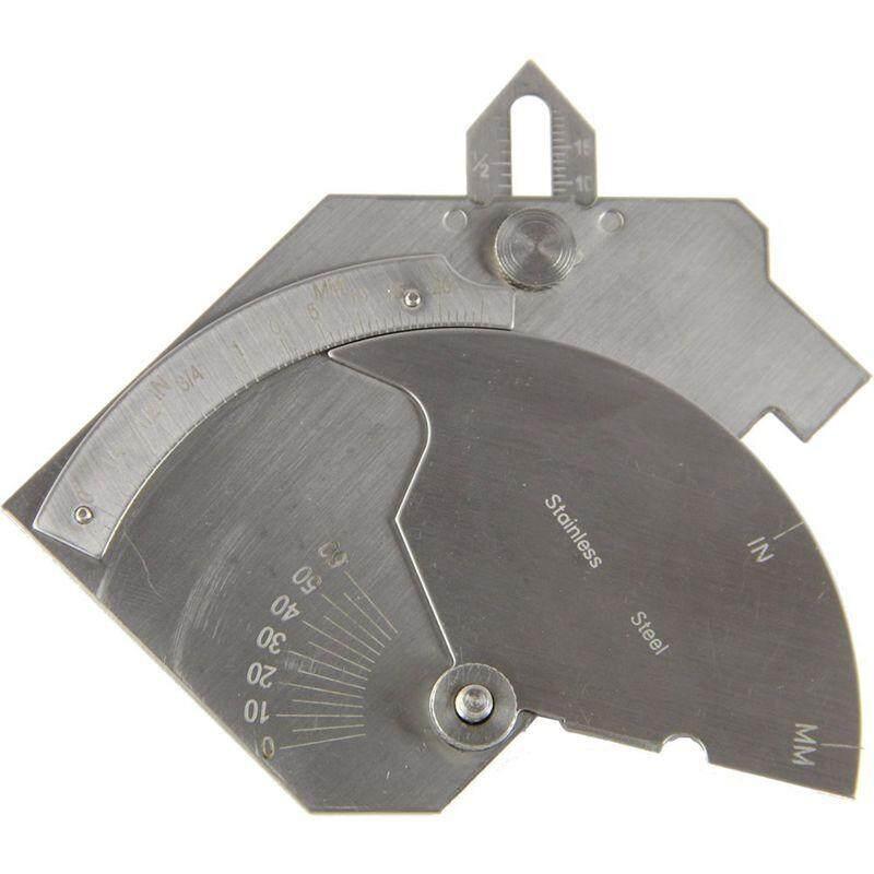 Silver Welding Gauge Test Ulnar Welder Inspection Bridge Cam Type Weld Gage