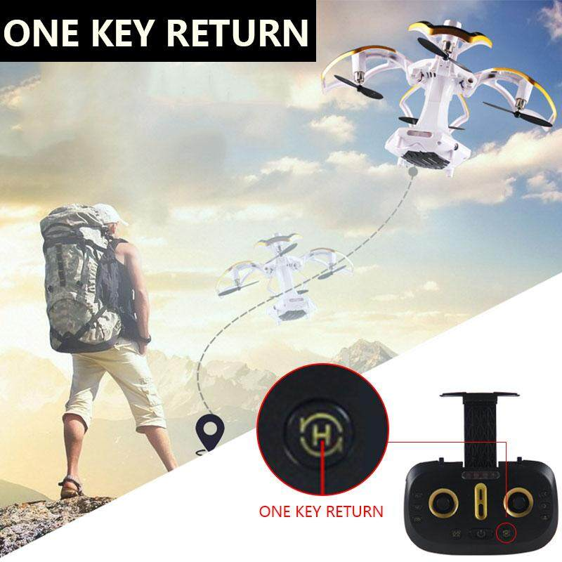 MaLer Store UAV Powerful Intelligent One Key Take Off Altitude Hold 4 Channel
