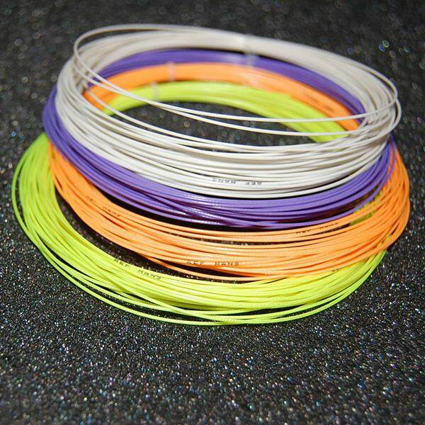 Sports Badminton Racket String Replacement 0.75mm Gauge 10M Fibre Nylon NEW