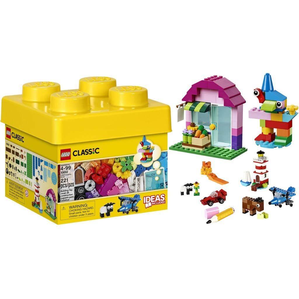 LEGO Classic 10692 Creative Bricks Toys for boys