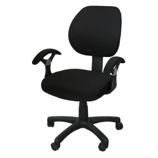 ZGFC68HSA Brand New Office Separated Chair Cover Swivel Chair Computer Seat Bar Back Executive Cover Internet Armchair Protector Task