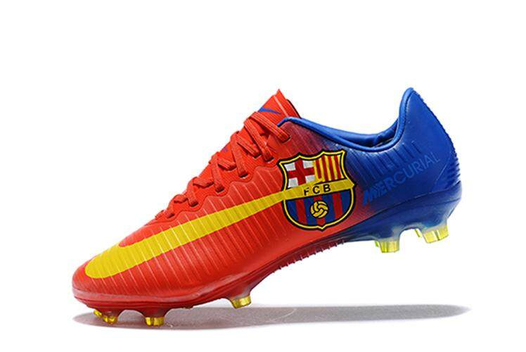 849d4f50229 2019 New Arrival Football Boots Men Superfly Soccer Shoes XI FG Outdoor  Training Boots Barcelona Size