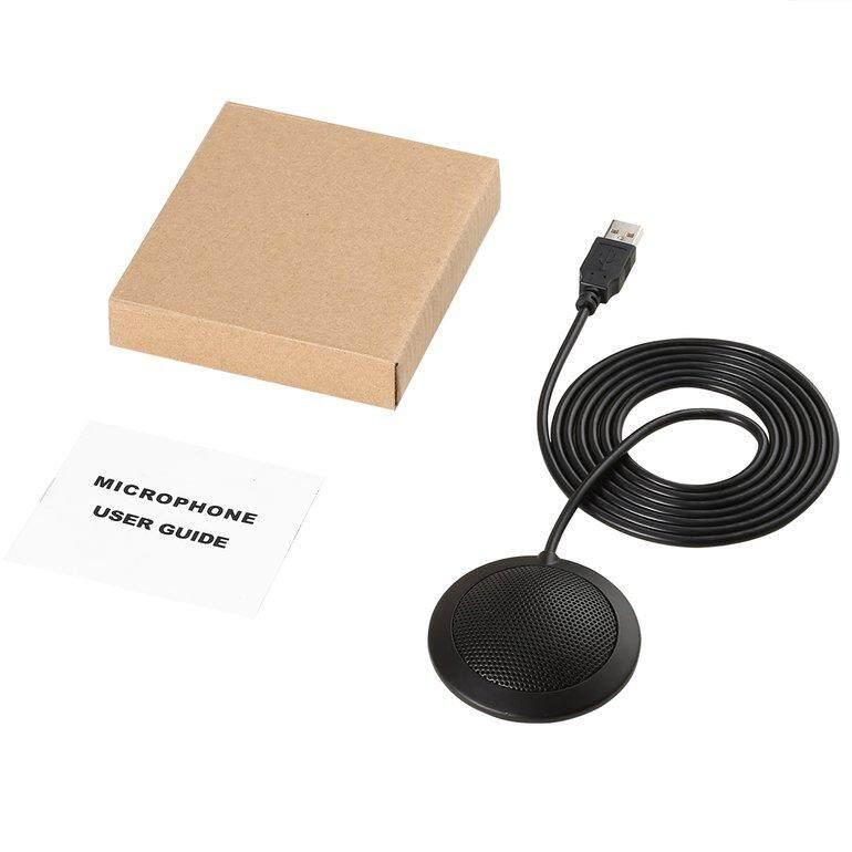 WLLW AK-1 Có Dây USB Để Bàn Micro Chuẩn Cắm Micro Stereo cho Máy Tính