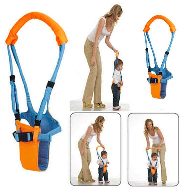 Baby Toddler Kid Harness Bouncer Jumper Learn To Moon Walk Walker Assistant - intl image on snachetto.com