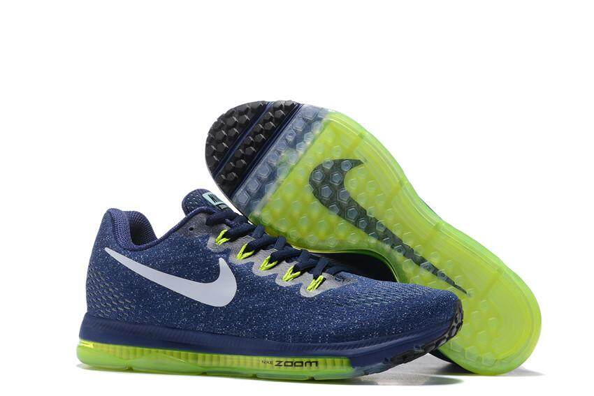 da1b264417e Nike Zoom All Out Low Mens Running Shoes Fashion Sneaker Casual Shoes  (Blue Green