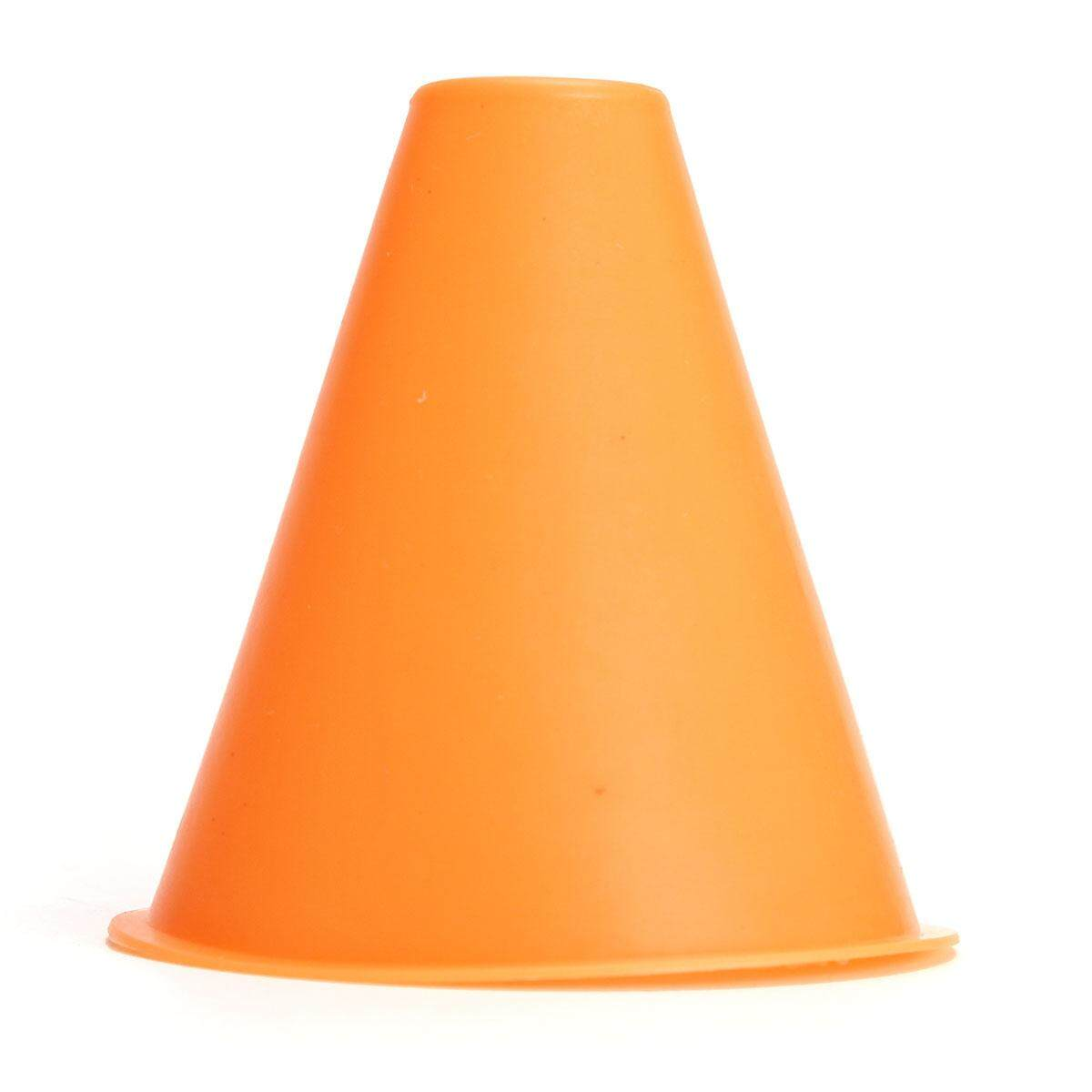 Witches Hat Slalom Cones Marker Safety Colors for Skating Football Soccer