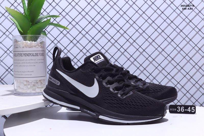 NIKE AIR ZOOM PEGASUS 34 Men s Running Shoe Fashion Casual Sports Sneakers ( White Black 4957fe476