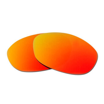 Hkuco Mens Replacement Lenses For Model Fives 2.0 Sunglasses Red Polarized