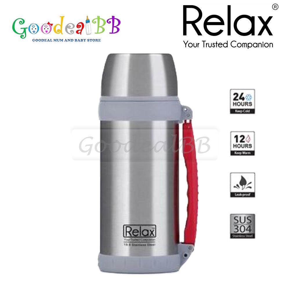 Relax D2150 18.8 Stainless Steel Thermal T.Flask
