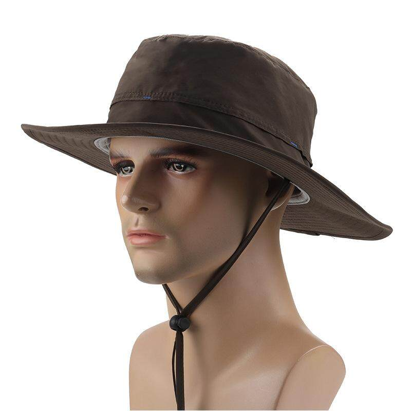 2018 Outdoor Fishing Cap Sunscreen UV Breathable Dry Hat Fishing Cap