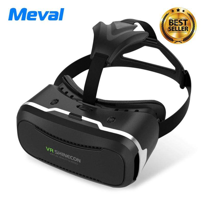 Mirval VR1 Virtual Reality goggles VR shinecone 2 0 II 3D Glasses google  Cardboard VR BOX 2 0 For 4 0-6 0 inch cellphone