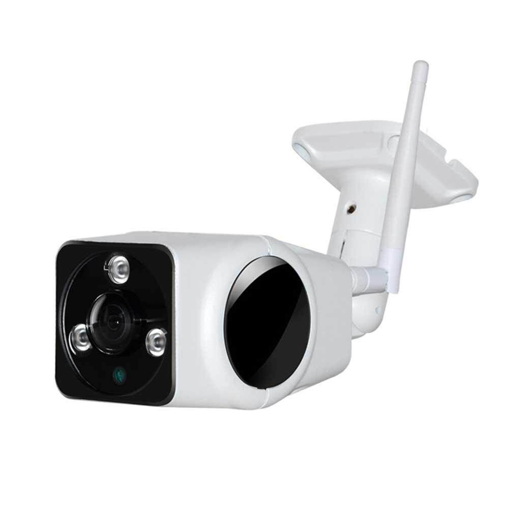 Panoramic wireless network camera 360-degree outdoor camera HD wide-angle monitor cell phone remote
