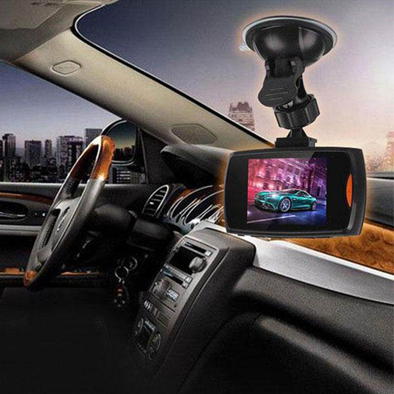 H300 1080P Car Infrared Camera Vehicle Video Recorder Dash Cam IR Night Vision