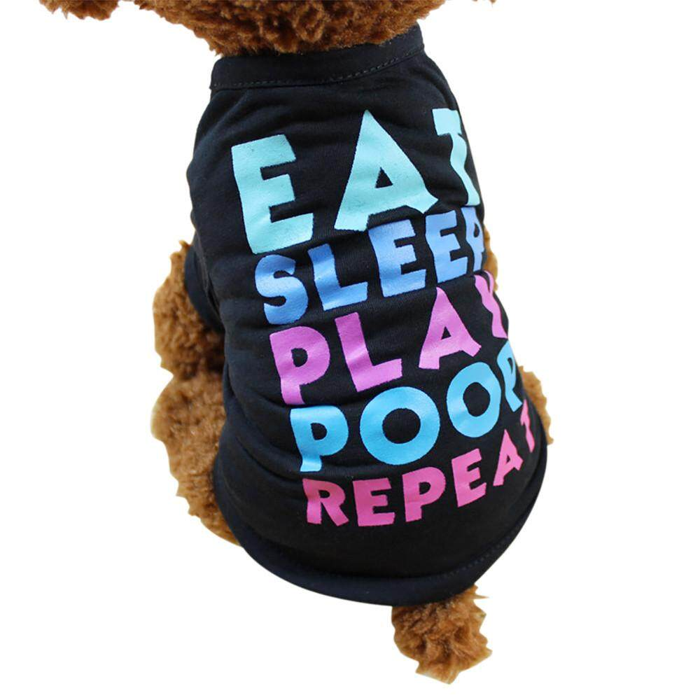 CocolMax Summer Dog Clothing Polyester T-Shirt Puppy Costume For Small Dog