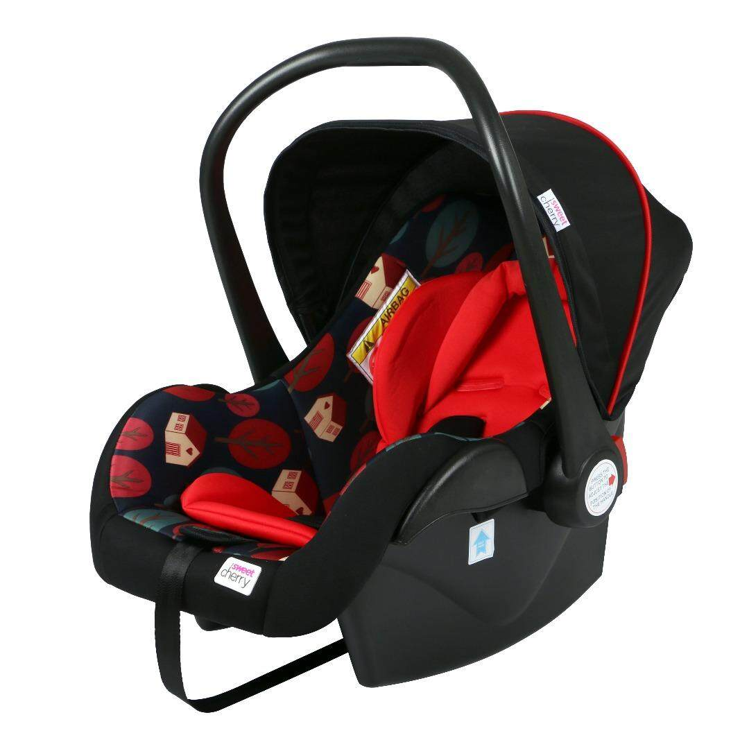 NEW ARRIVAL !!! Sweet Cherry LB321A Fuji Carrier Carseat From Newborn Until 13kg
