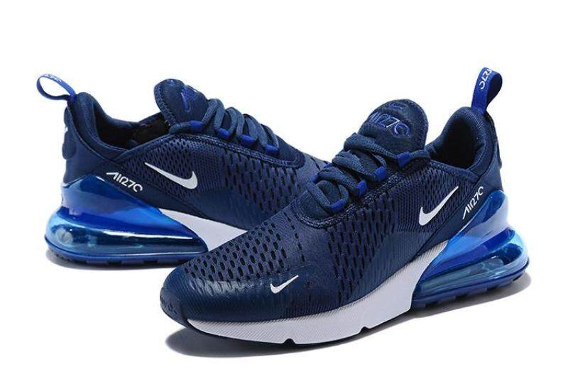 Nike_Air_Max 270 Mens Essential Running Shoes High Quality Comfortable Shoes Basketball Shoes Soccer Shoes