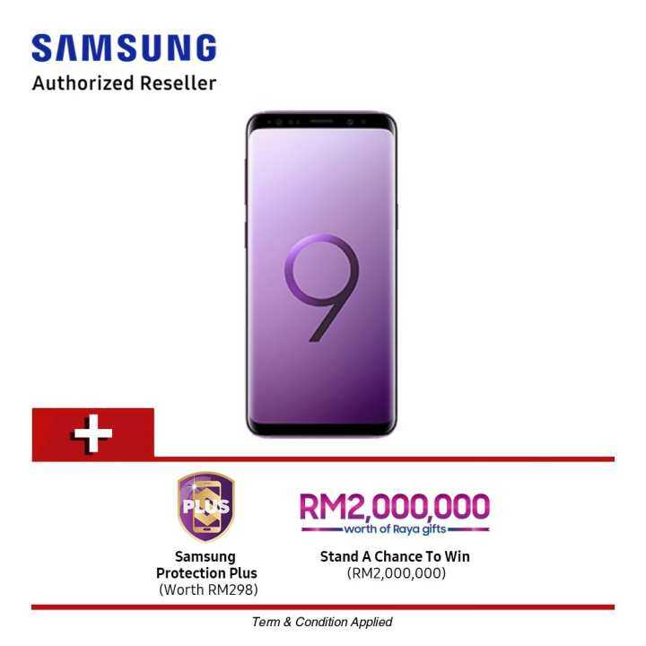 Samsung Galaxy S9+ G965 64GB (Lilac Purple)