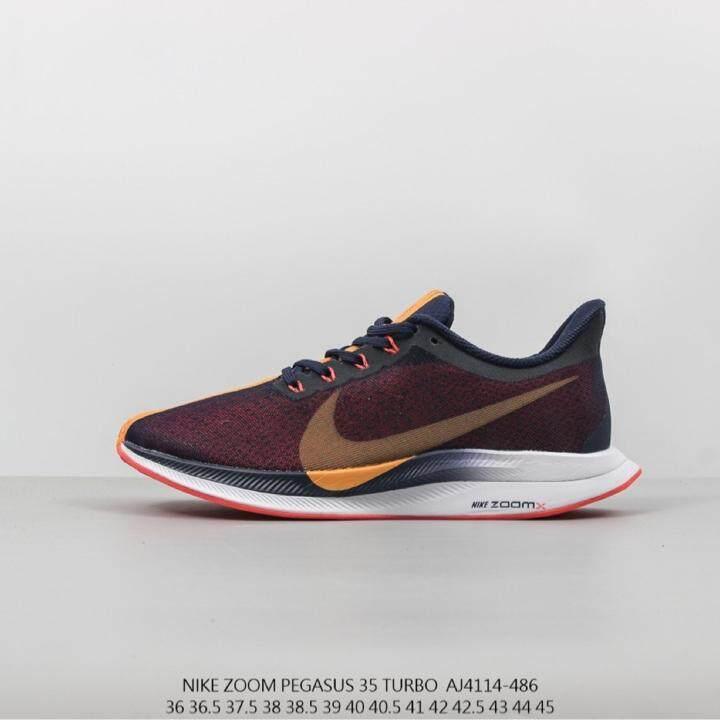 c7572926d34fa6 Original Nike Zoom Pegasus Turbo 35th generation turbo marathon running  shoes