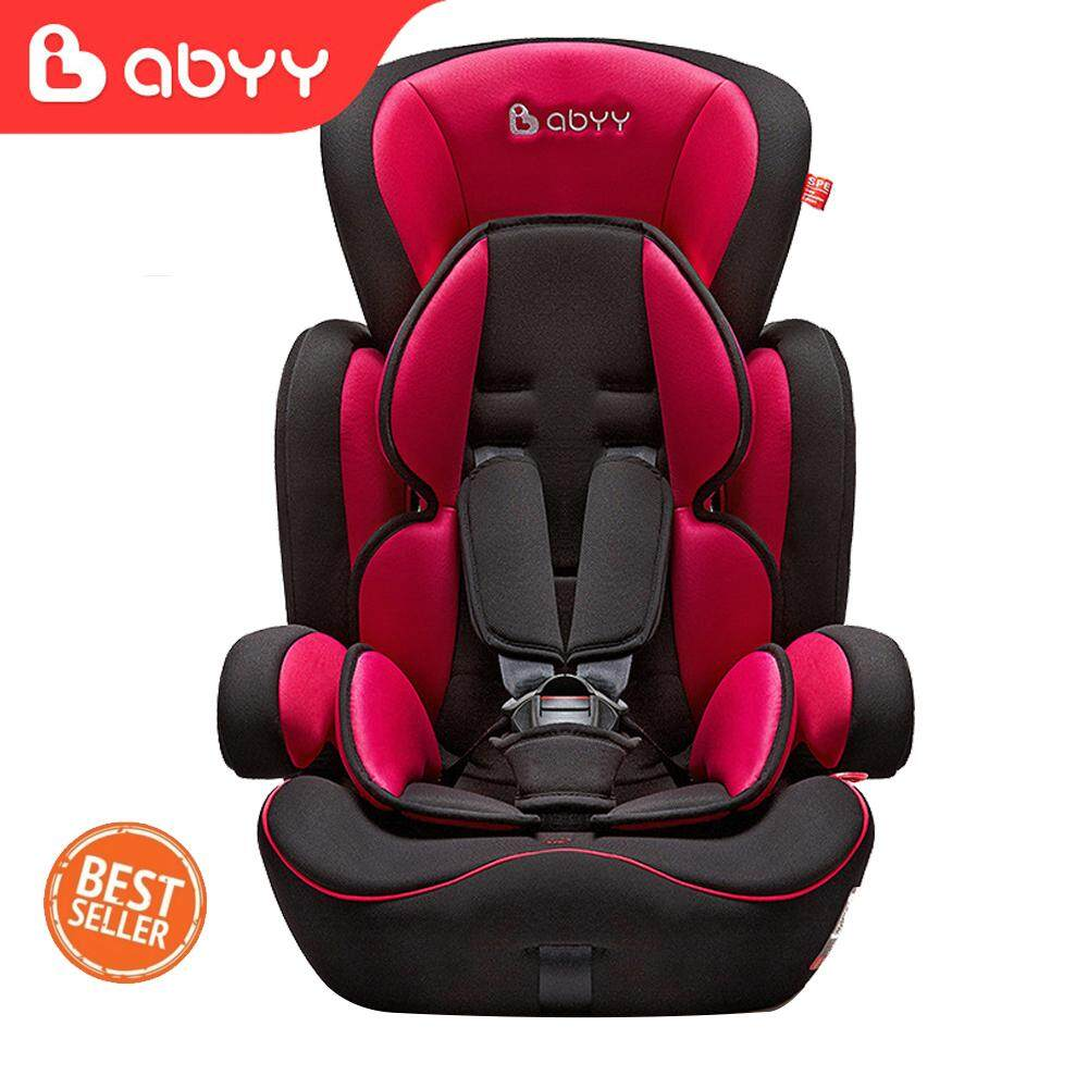 QNIGLO ABYY All-In-One Safety Car Seat (9 months-12 years old)
