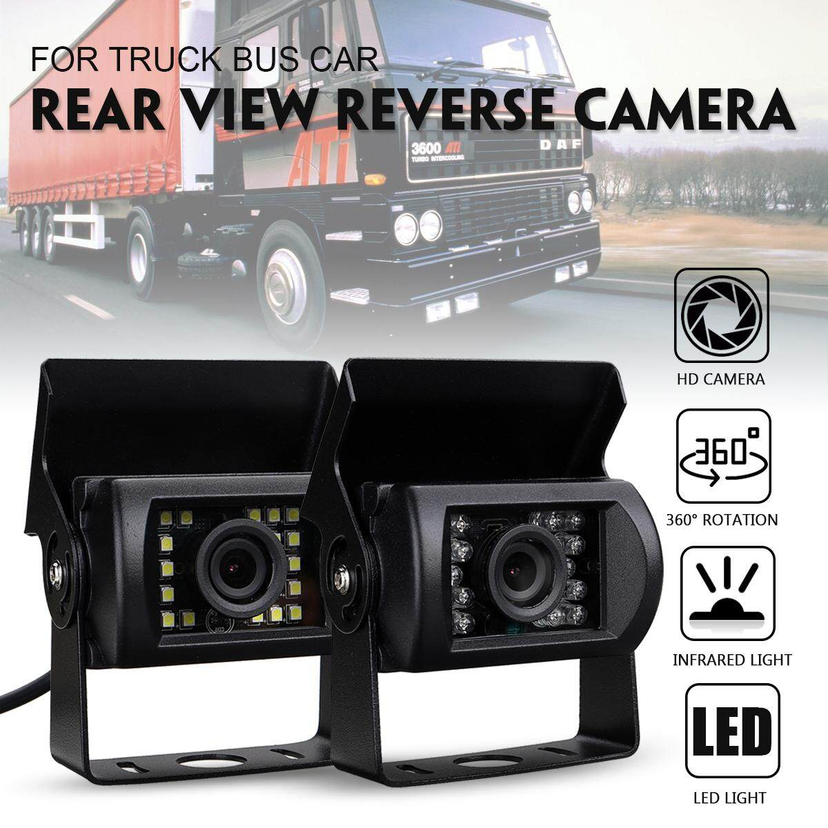 Infrared Waterproof Rear View Reverse Backup Parking Camera For Truck Bus