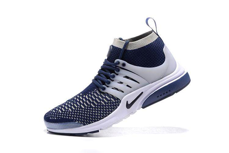 promo code fea0a adcd5 Nike Men s Air Presto Flyknit Ultra Running Shoe Fashion Casual Sneaker  (Navy Blue)