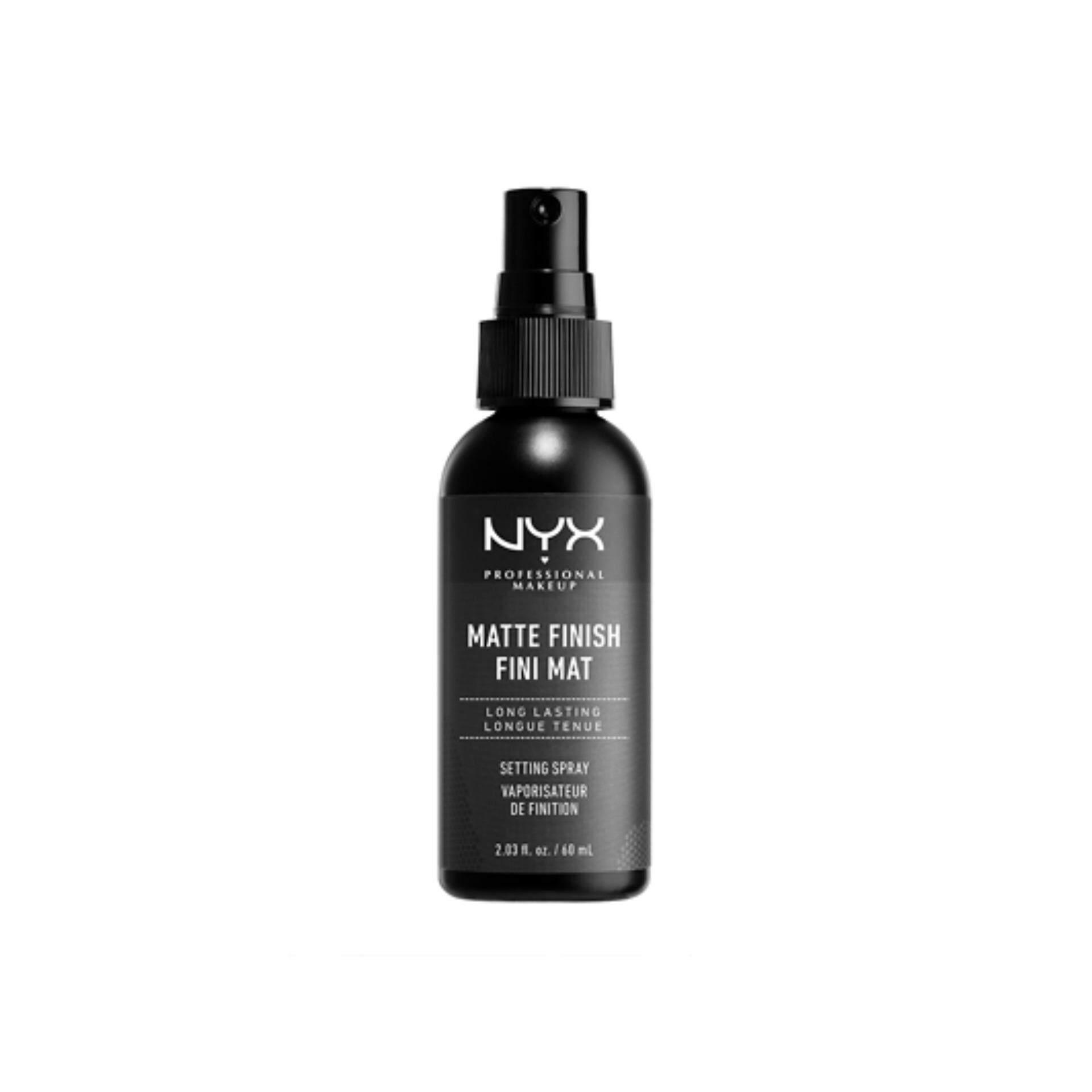 1 x N.Y.X PROFESSIONAL MAKEUP Makeup Setting Spray - MATTE FINISH [LONG LASTING]