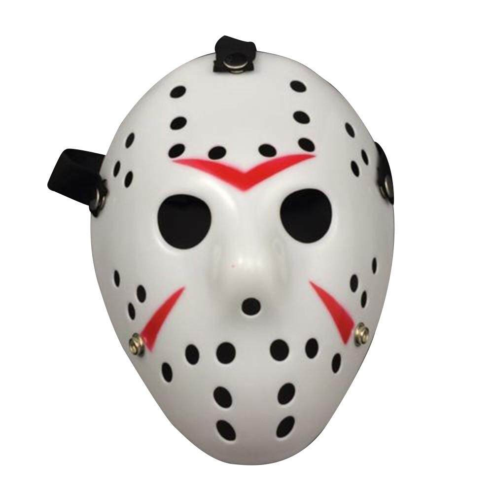 Halloween Jason Scary Mask prop hockey Voorhees Jason Voorhees