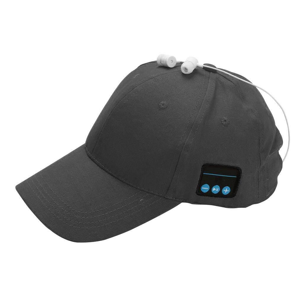 Mũ Lưỡi Trai bóng chày Unisex Tai Nghe Bluetooth Thông Thường Dễ Dàng Làm Sạch Có Thể Điều Chỉnh Tất Cả Mùa Ngoài Trời Wirelss