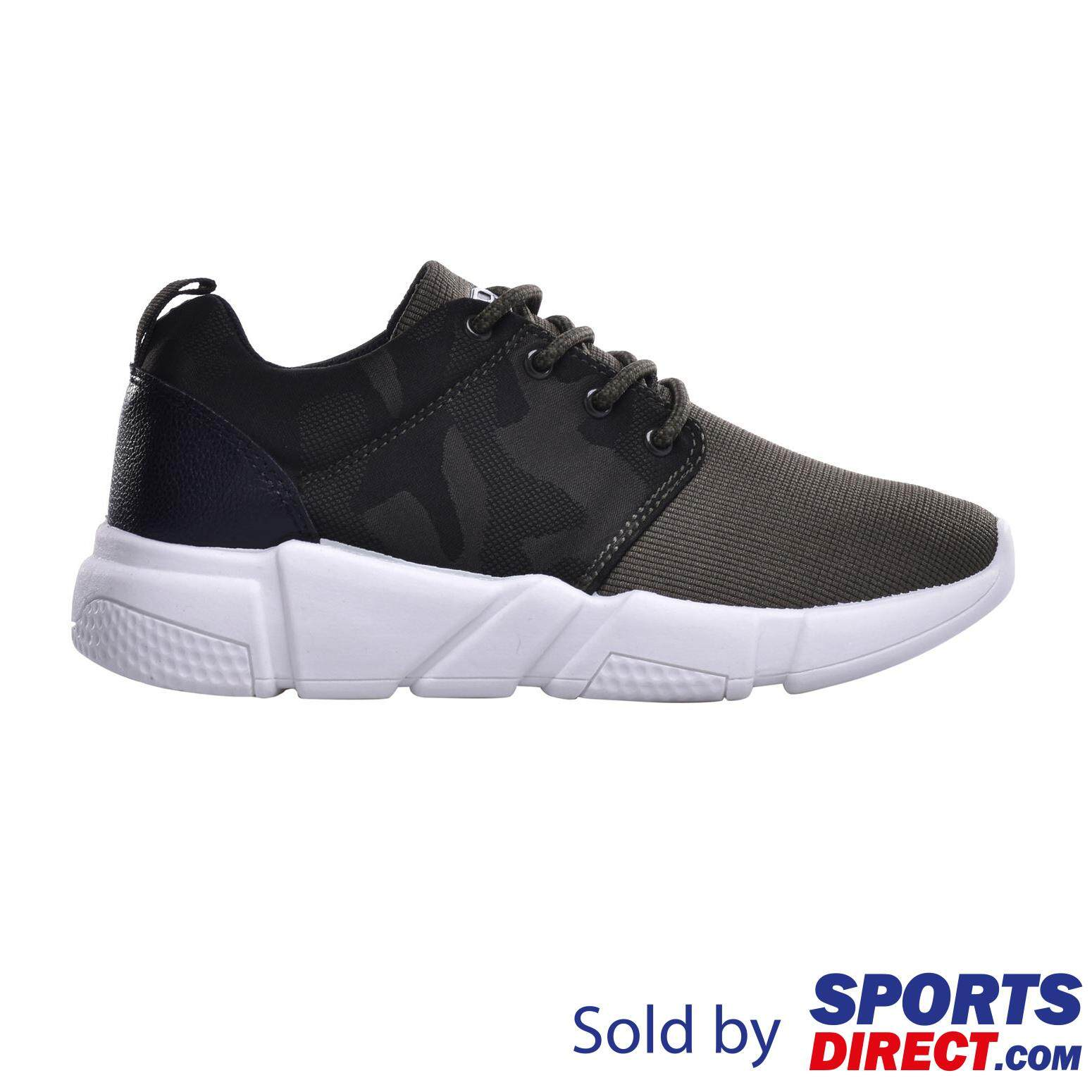 No Fear Mens Casual Trainers (Olive)