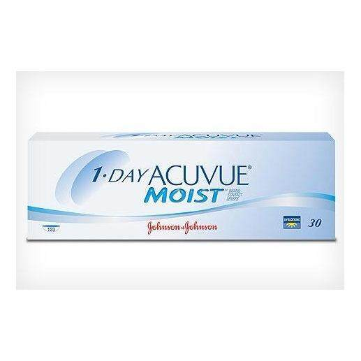 1-DAY Acuvue Moist with Lacreon (-2.25)