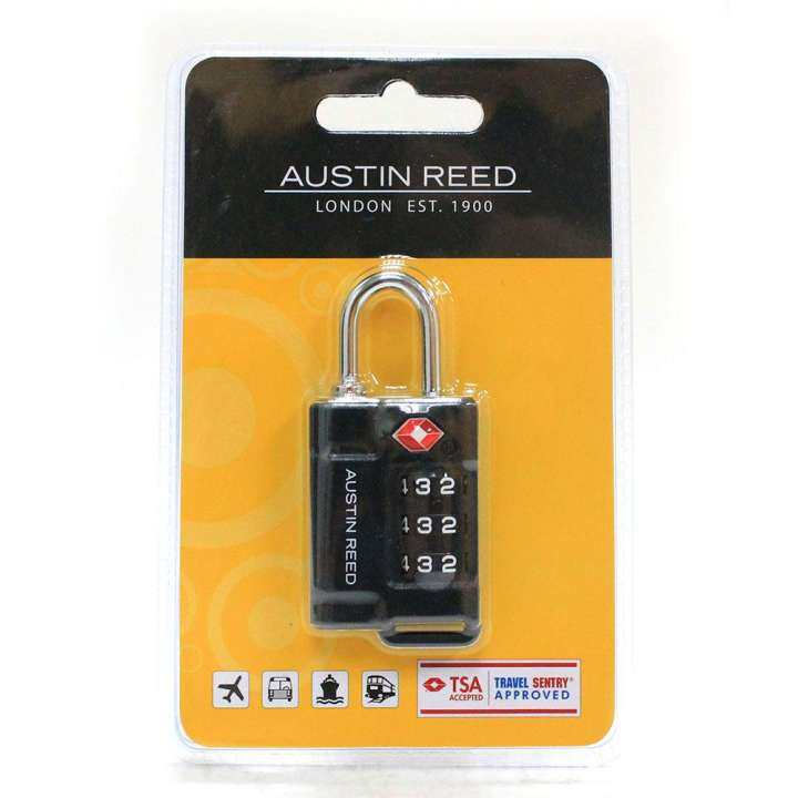 Austin Reed Tsa Pad Lock Buy Sell Online Luggage Locks With Cheap Price Lazada