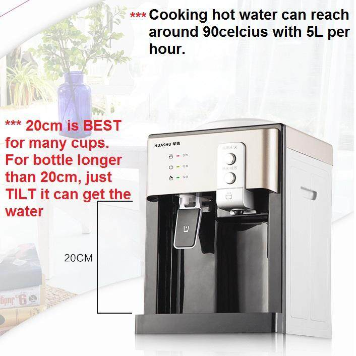 Italia PREMIUM Water Dispenser Hot & Warm